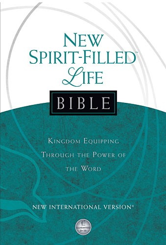 NIV Spirit Filled Bible