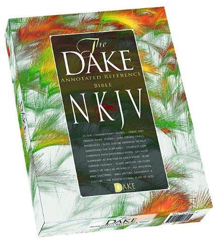NKJV Dakes Flex Leather