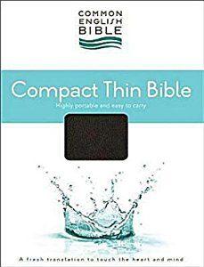 CEB Compact Thin Bible