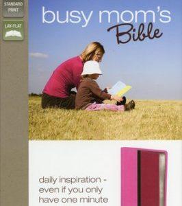 NIV Busy Mom