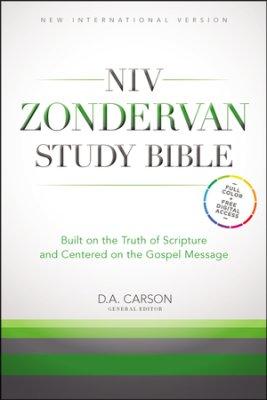 NIV Zondervan Study Bible