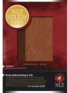 NLT Study Tutone Bible