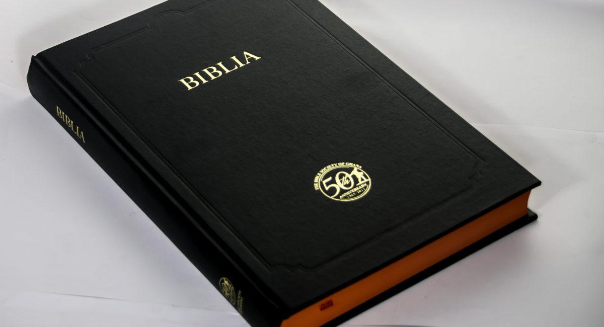 Ewe Pulpit Bible 083