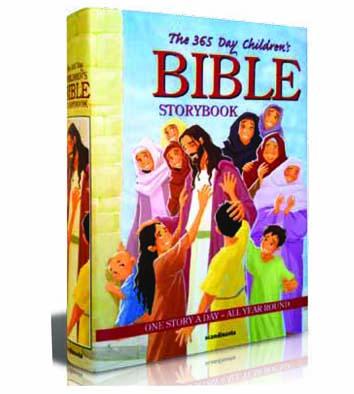 One Year Children Bible