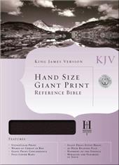 HSCB Hand Size Giant Print Bible