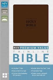 NIV Premium Value