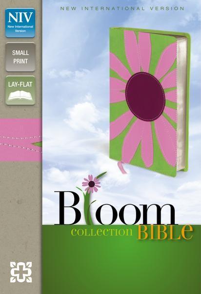 NIV Bloom Compact Bible S/S
