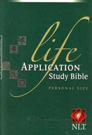 NLT Life Application Personal Size
