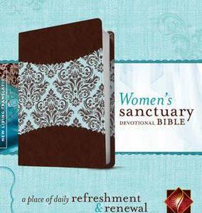 NLT Women's Sanctuary Devotion Bible
