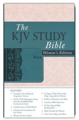 KJV Woman's Study Bible