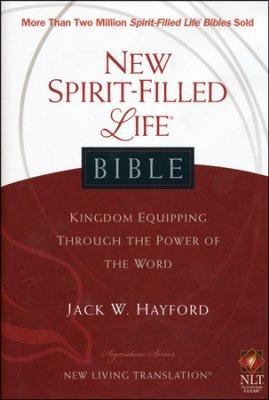 NLT Spirit Filled Bible