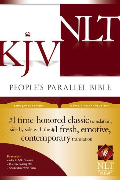 Bound for Glory Parallel - KJV/NLT