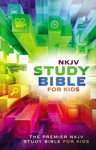 NKJV Kids Study Bible