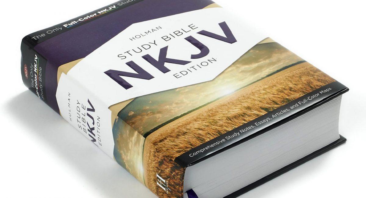 NKJV Study Holman Edition