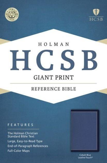 HCSB Giant Print T.I