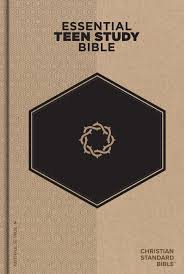 Essential Teen Study Bible Hard Cover